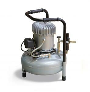 Dentist air compressor