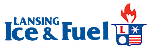 Lansing Ice & Fuel logo